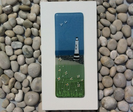 The Lighthouse 12 by 24 Panel
