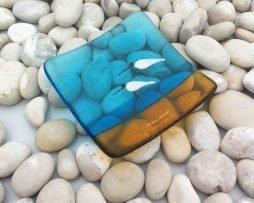 Seabird Dish Turquoise